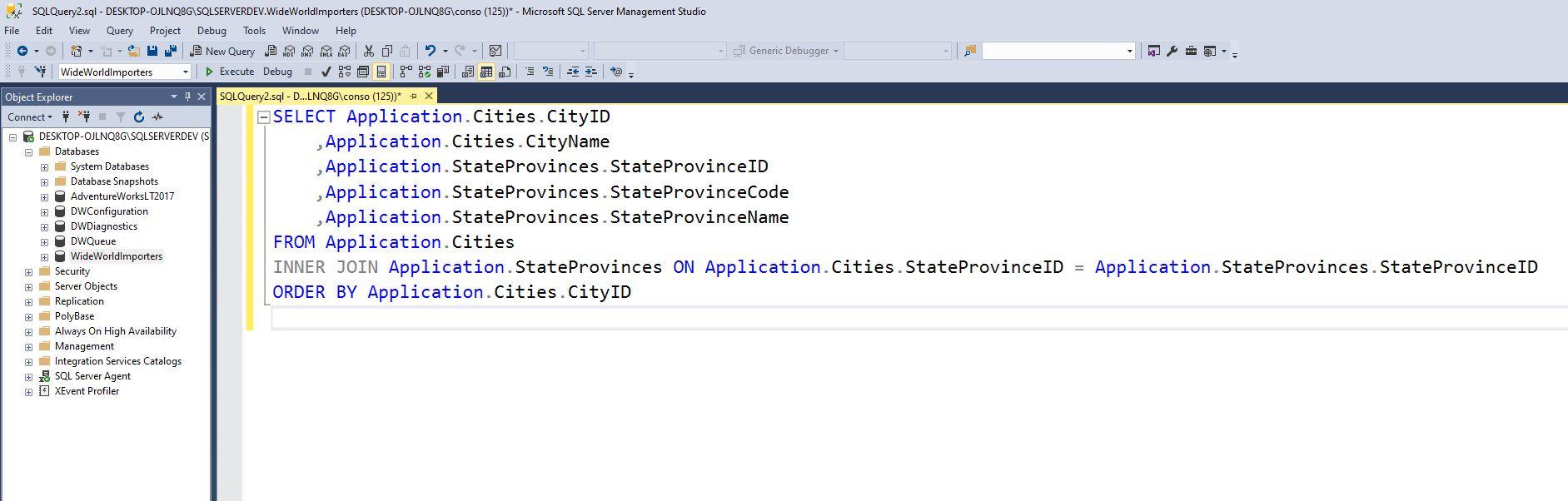 Formatting T-SQL using Poor Man's T-SQL Formatter Step 2